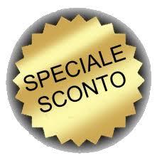 SCONTO -8% infrasettimana